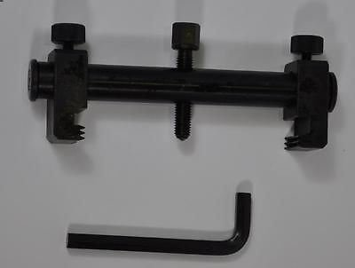 Arrache-moyeu universel pour disque à nervures avec poulie vilebrequin Outil extracteur de 35 mm à 165 mm WondermanTools