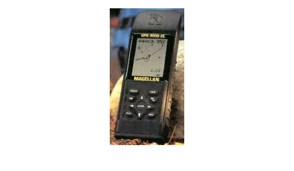 amazon com magellan gps 4000 xl handheld satellite navigator gps rh amazon com Magellan User Manual Magellan User Manual