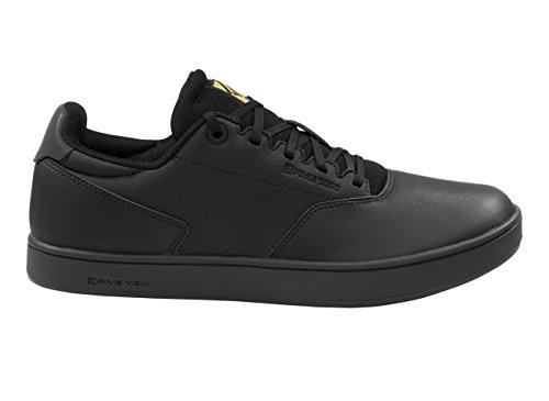 Five Ten District Men's Clipless Bike Shoes, Black, 6