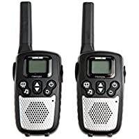 Samcom Digital Wireless 10- Channel New Walkie Talkie Two Way Radio With battery 2 stations