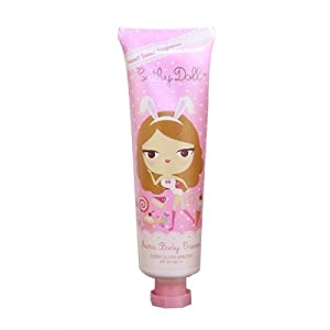 Aura Body Cream Gluta Arbutin SPF 59 PA+++ 60ml. Cathy Doll