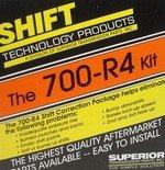 Superior 700R4 Shift Improvement Kit SUPERIOR TRANSMISSION PARTS SUP-K700-R4