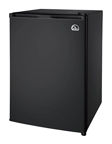 Igloo FR283I-B-BLACK Refrigerator, 2.6 cu. ft., Black by Igloo