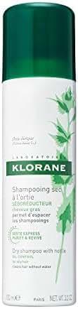 Dry Shampoo: Klorane Dry Shampoo with Nettle Oil Control