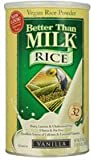 Better Than Milk Vegan Rice Beverage Powder Mix Vanilla — 21.4 oz, Baby & Kids Zone