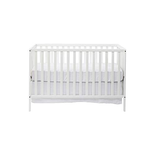Suite Bebe Palmer 3 in 1 Convertible Crib White