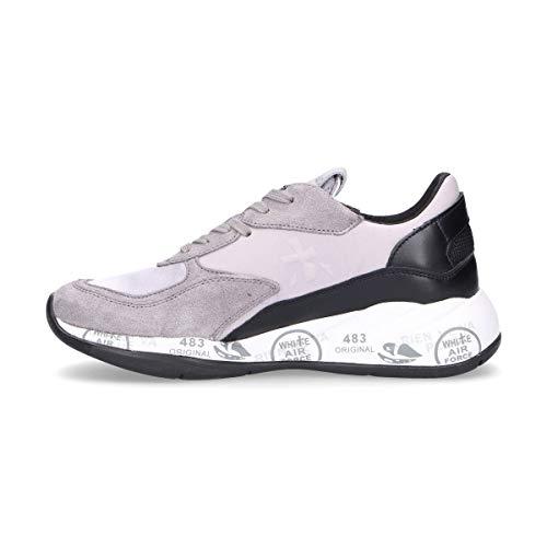 Sneakers Donna Camoscio Scarlett348 Premiata Grigio vF5dWXqFxw