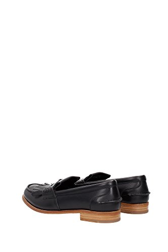 Femme Mocassins a74140black Eu Noir Church's 7wvqwP5