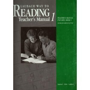 Laubach Way to Reading Teachers Manual for Skill Book 1