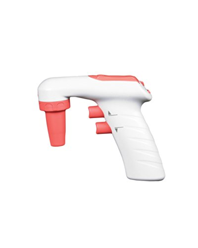 Vision Scientific VS-TEL02 Electric Pipette Controller, Red, 0.1-100 ml