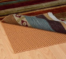 Grip-It All Stop Cushioned Non-Slip Rug Pad for Rugs on Hard Surface Floors, 2 by 8-Feet A2X8
