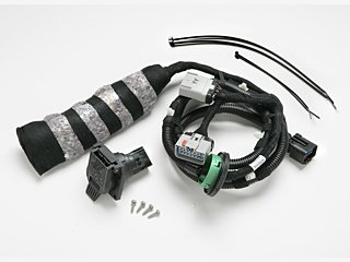 amazon com jeep liberty trailer hitch wiring harness automotive rh amazon com jeep wrangler tow hitch wiring harness 2004 jeep liberty trailer hitch wiring harness