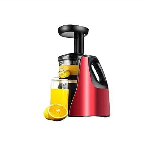 XG-Household Exprimidor casero automático de Fruta y verdura máquina de Jugo de múltiples Funciones pequeña máquina de Jugo de Fruta frita de Baja ...