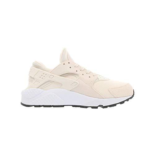 (Nike Women's Air Huarache Run SE Guava Ice/Guava Ice-Black-White 859429-801 (Size: 7))