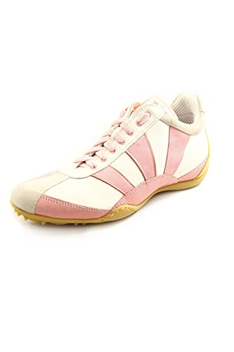 Rosa In Sole Sneakers Kejo Pelle Genuino Nascente Colore Rosa Akane xwaYR58qRp