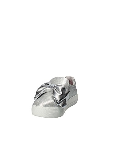 Fornarina PE17YM9608M090 Slip-on Shoes Women Grey 4Gg1vO