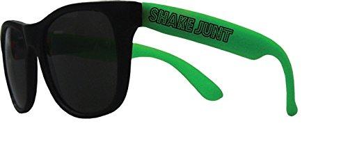 SHAKE JUNT STUNNA'S GREEN SUNGLASSES - Sunglasses Stunna