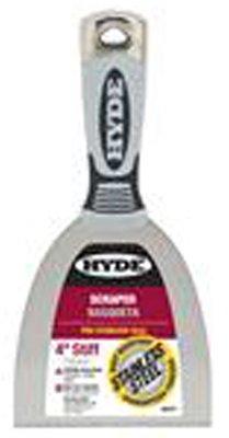 Hyde Tools 5 Packs 4'' Stiff SS Scraper