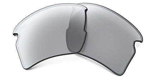 Oakley 101-351-018 Flak 2.0 XL Replacement Lens Kit Slate - Customize Oakley