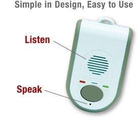 Medipendant Alarm with Monitoring