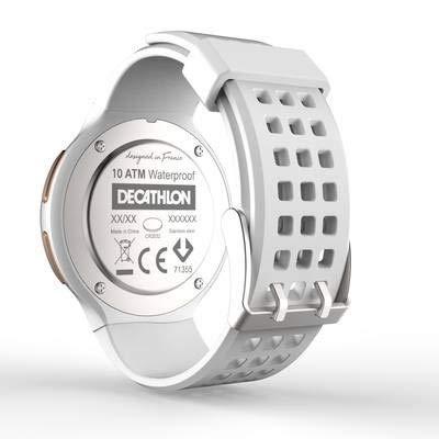 Kalenji W900 M - Reloj de Pulsera para Hombre, Color Blanco y ...