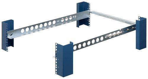 RackSolutions 1U, Tool-less Rack Rails by RackSolutions