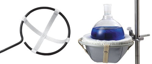 CHEMGLA - Heating Mantle- Extension Support- for 50mL- Serie s O Mantle 3-3/4in ID, EA1