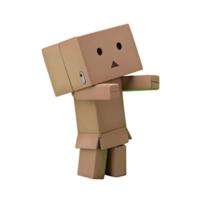 Danboard Cute Figure- Plastic Danboard Character Figure- Danboard Mini Yotsuba Action Figure: Toys & Games