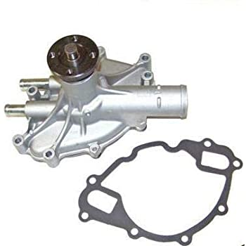 Engine Water Pump For Ford Mustang Thunderbird Lincoln Mark VII 5.0L