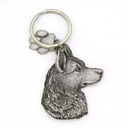 German Shepherd Keychain ()