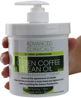 Amazon Com Advanced Clinicals Green Coffee Bean Oil Thermo