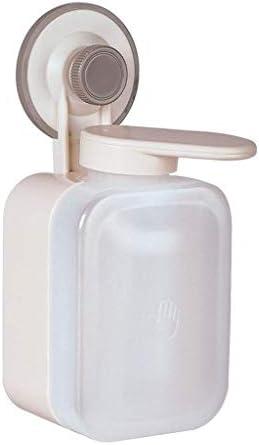AQL シャンプーのために浴室の壁石鹸消毒剤のための吸引カップ液体ホルダと液体石鹸ディスペンサー