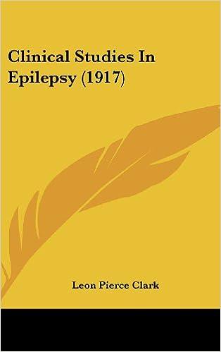 Descargas de libros de audio gratis para mp3Clinical Studies In Epilepsy (1917) 1120352428 (Spanish Edition) iBook