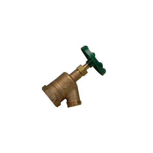 PROFLO PF117DC 1/2'' Bent Nose Garden Valve - Not for Potable Water Use