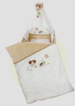 baby bettwäsche 4-teilig roba käfer karl: amazon.de: küche & haushalt - Roba Küche