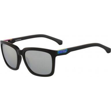 Calvin Klein Jeans CKJ750S-001 CKJ750S Black Sunglasses