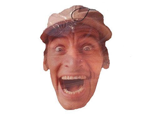 Ernest You Know What I Mean VERN Collectible Paper Mask 12 inches long x 8 inches wide Jim Varney Collectible