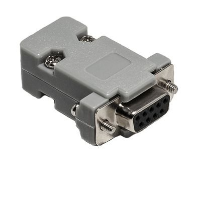 ECore Cables EC1106 DB9 Female Electronics Cable Connector