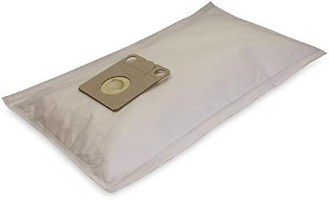 10 bolsas para aspiradoras Nilfisk Power Eco de polvo bolsa de ...