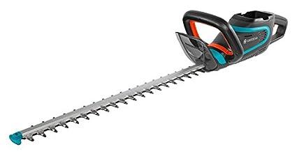 Gris Gardena 09860-20 Comfortcut Li-40//60 Kit de Taille-Haie avec Batterie//Chargeur