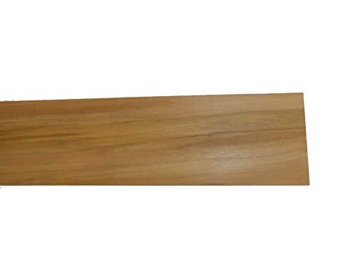 "10 square feet teak veneer 1/8"" thick SANDED all heartwood, kiln dried, TEAK"