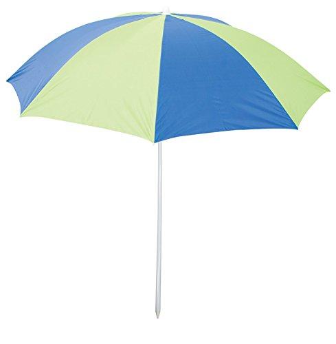 RIO Gear Rio Brands Deluxe 6' Sunshade Umbrella - Blue/Lime by RIO Gear
