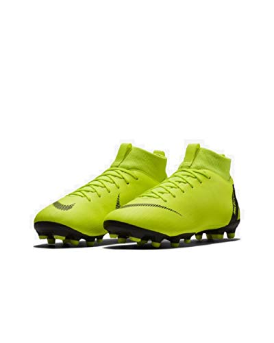Football Nike Superfly Mg volt Chaussures Jr De 701 Mercurial Enfant Mixte Vi Academy Noir black fZ8afx