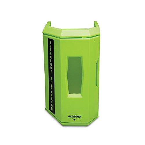 Allegro 4550 Heavy Duty Emergency Respirator Wall Case, 1...