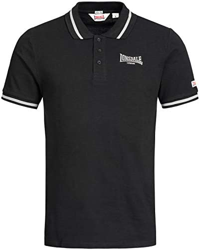Lonsdale Men Polo Shirt Causton: Amazon.es: Ropa y accesorios