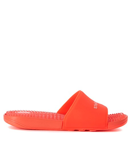 Stella Mccartney Adissage Femme Sandales Rouge