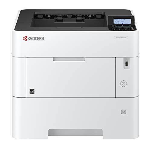 Kyocera Klimaschutz-System Ecosys P3150dn Laserdrucker: Schwarz-Weiß, Duplex-Einheit, 50 Seiten pro Minute. Inkl. Mobile…
