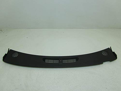 Morad Parts 07 Chevy Trailblazer Black Ebony Defroster Cowl Vent Panel 15861495