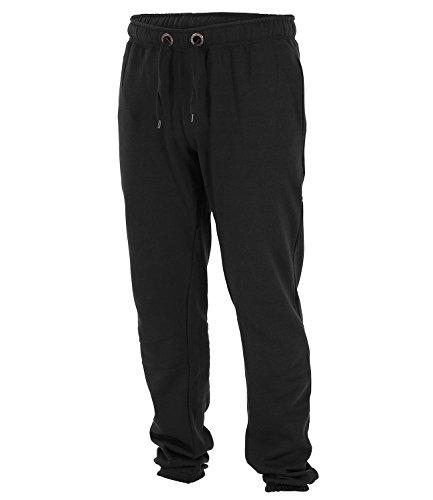 Stanno - Pantaloni da jogging modello Derby, colore: Nero