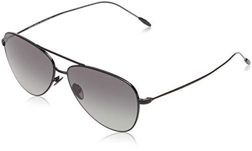 Giorgio Armani FRAMES OF LIFE AR 6049 BLACK/GREY SHADED 58/13/150 men Sunglasses